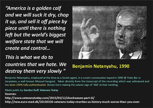 Benjamin Netanyahu on America
