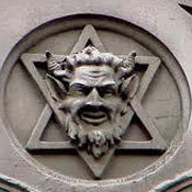 The Star Of David With Satan
