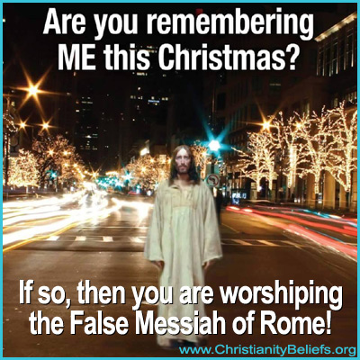 The False Messiah of Christmas