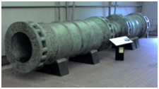 6th Trumpet Of Revelation Ottoman Empire Cannon Used To Capture Constantinople