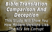 Best Bible Translation Study